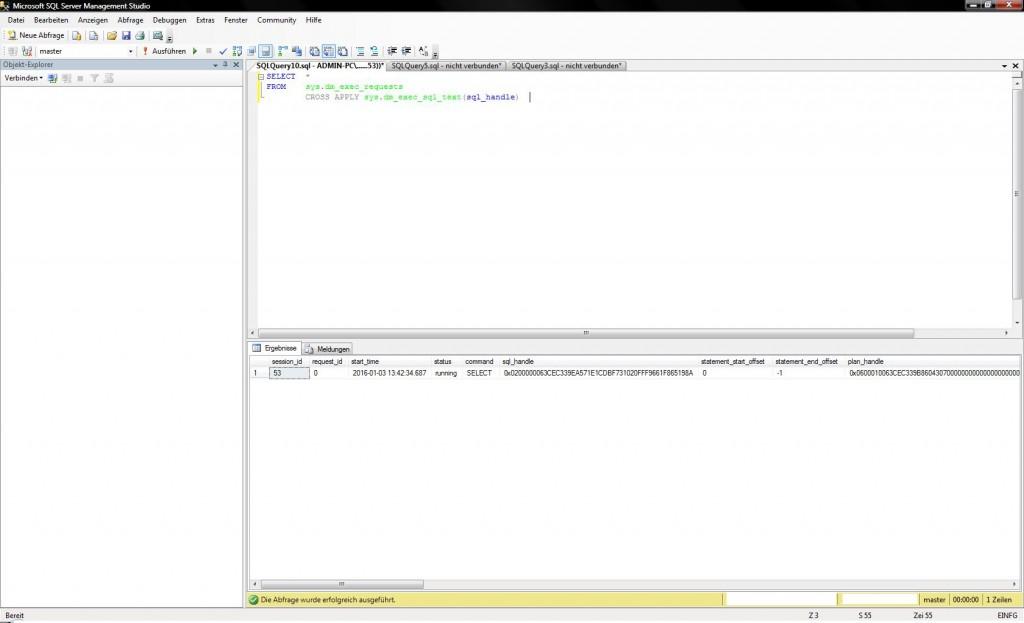 SQL-Management